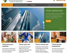 Agencija za čišćenje – izrada sajta i SEO