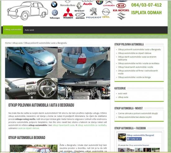 otkup-automobila-izrada-sajta