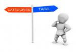 Kako se koriste kategorije i oznake u wordpress sajtovima