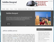 Selidbe Beograd ~ izrada sajta